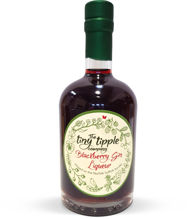 Tiny Tipple | Strawberry and Basil Gin